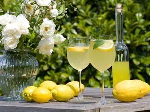 Приготовление лимончелло дома