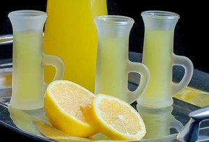 Как пить ликер лимончелло