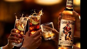 captain morgan rom