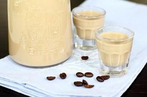 Молочно-кофейный ликeр