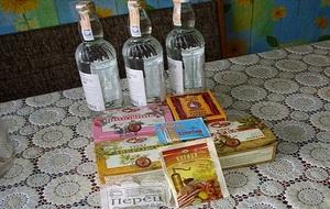Рецепт коньяка из спирта и чая в домашних условиях