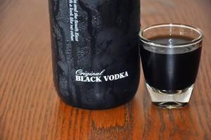 Черная водка описание