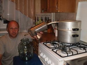 Сварить самогонный аппарат своими руками как сделать самогонный аппврат