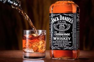 Виски -Джек Дэниэлс