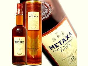 Производство бренди metaxa