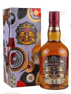 Chivas regal дизайн