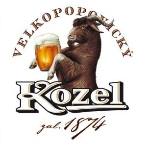 Пиво чешское Velkopopovicky Kozel