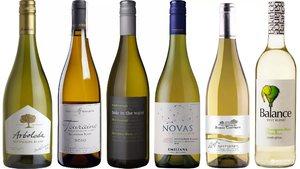 Элитное вино в бутылках
