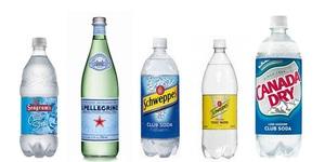 Описание особенностей содовой воды