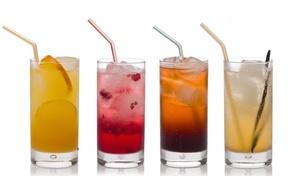 Описание видов содовых напитков и коктейлей