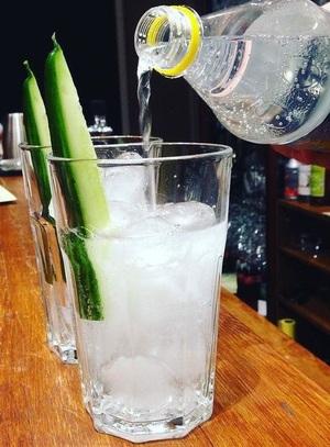 Напиток джин с чем пить