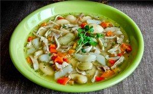 Как приготовить суп из свиных ушек
