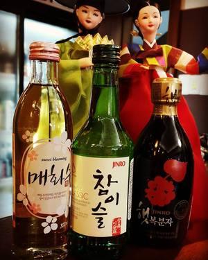 Описание напитка соджу